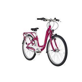 "Puky Skyride Light 24"" Childrens Bike 7-speed pink"